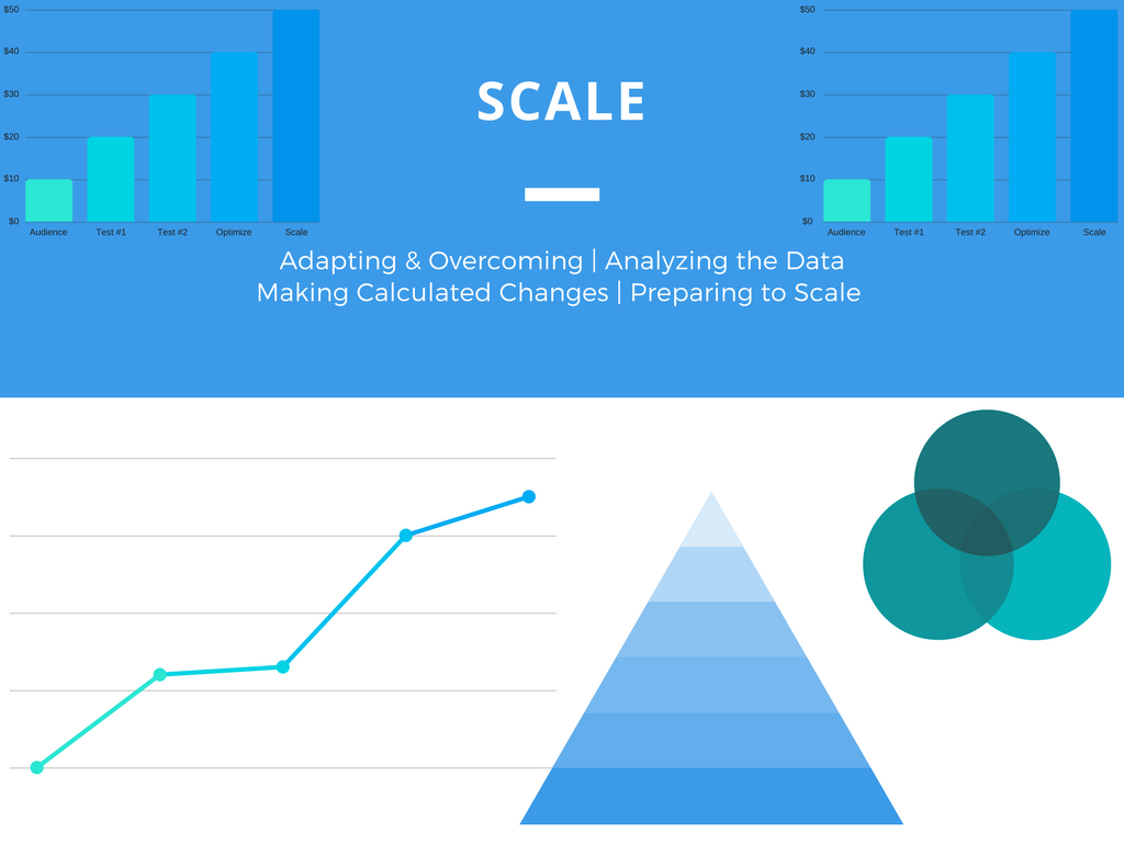 Scale winning ads, allocate larger ad spend, budget increase, Learn more